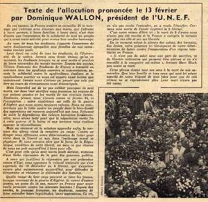 EDF 62 DISCOURS DOMINIQUE WALLON